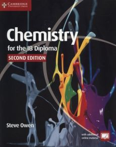 Chemistry for the IB Diploma Coursebook - Outlet - Steve Owen