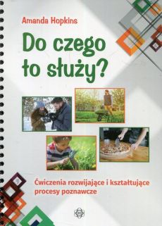Do czego to służy? - Amanda Hopkins