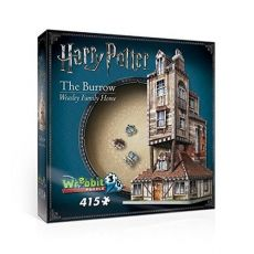 Puzzle 3DThe Burrow  Weasley Family Home