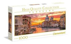 Puzzle 1000 High Quality Collection Panorama the Grand Canal Venice
