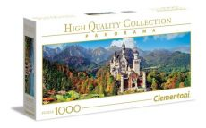Puzzle 1000 High Quality Collection Panorama Neuschwanstein