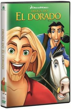 Droga do Eldorado (DVD)