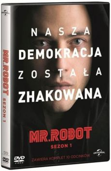 Mr Robot. Sezon 1 (box 4DVD)