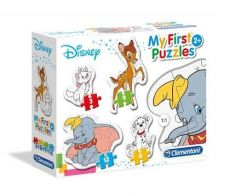 Puzzle Disney Animal Friends 12