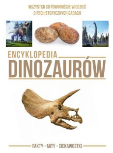 Encyklopedia dinozaurów - Outlet