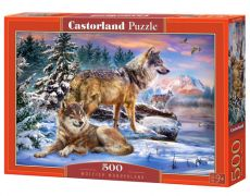 Puzzle Wolfish Wonderland 500