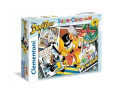 Puzzle Superclolor Maxi Duck Tales 60