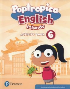 Poptropica English Islands 6 Activity book - Magdalena Custodio, Oscar Ruiz