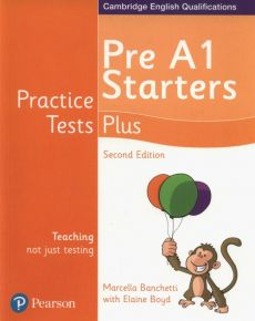 Practice Tests Plus Pre A1 Starters - Marcella Banchetti, Elaine Boyd