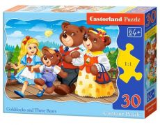 Puzzle Goldilocks and Three Bears 30
