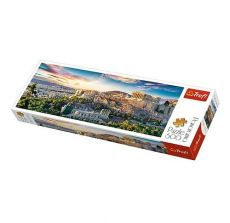 Puzzle Panorama Akropol 500