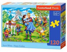 Puzzle Snow White Happy Ending 120
