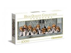 Puzzle Panorama High Quality Collection Beagles 1000