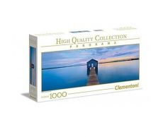 Puzzle Panorama High Quality Collection Blue calm 1000