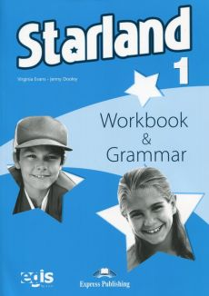 Starland 1 Workbook + Grammar - Jenny Dooley, Virginia Evans
