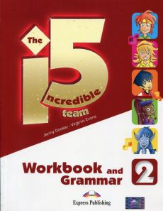 The Incredible 5 Team 2 Workbook and Grammar - Outlet - Jenny Dooley, Virginia Evans