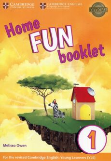 Storyfun Level 1 Home Fun Booklet - Melissa Owen