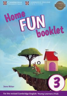 Storyfun Level 3 Home Fun Booklet - Jane Ritter
