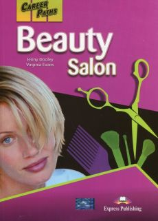 Career Paths Beauty Salon Student's Book + DigiBook - Jenny Dooley, Virginia Evans