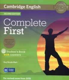 Complete First Student's Book with answers + 3CD - Outlet - Guy Brook-Hart