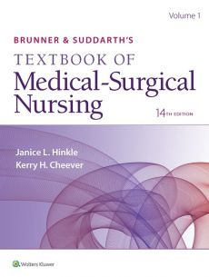 Brunner & Suddarth's Textbook of Medical-Surgical Nursing 14e - Cheever Kerry H., Hinkle Janice L.