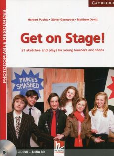 Get on Stage! + CD + DVD
