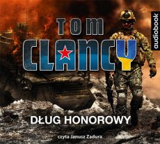 Dług honorowy - Tom Clancy