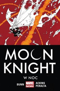 Moon Knight Tom 3 W noc - Cullen Bunn