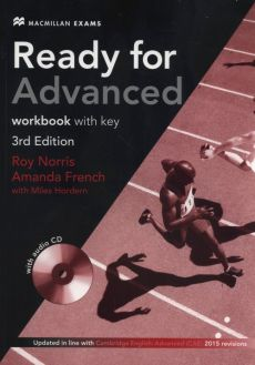 Ready for Advanced 3rd Edition Workbook with key + CD - Amanda French, Roy Norris