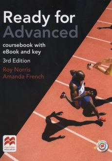 Ready for Advanced 3rd Edition Coursebook with eBook and key - Amanda French, Roy Norris