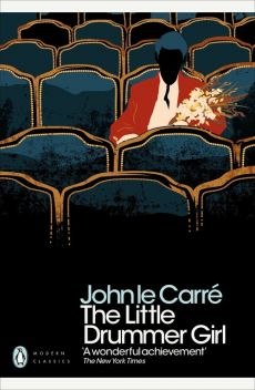 The Little Drummer Girl - le Carré John