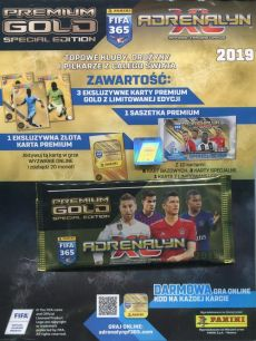 Adrenalyn XL FIFA 365 2019 Premium Gold