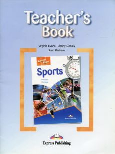 Career Paths Sports Teacher's Book - Jenny Dooley, Virginia Evans