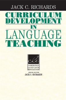 Curriculum Development in Language Teaching - Richards Jack C.