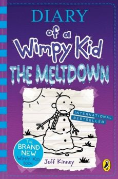 Diary of a Wimpy Kid: The Meltdown Book 13 - Jeff Kinney