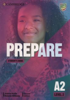 Prepare Level 2 Student's Book - Joanna Kosta, Melanie Williams