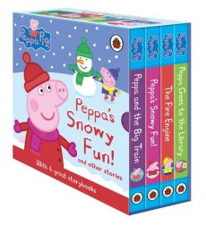 Peppa's Snowy Fun and other stories