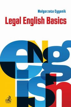 Legal English Basics - Małgorzata Cyganik