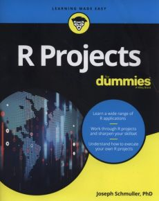 R Projects For Dummies - Joseph Schmuller