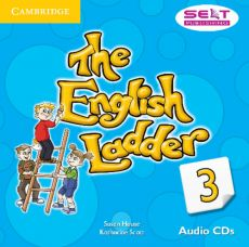 The English Ladder Level 3 Audio CDs (2) - Susan House, Katharine Scott