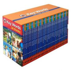 Key Words with Peter and Jane Collection 36 Books
