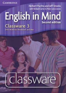 English in Mind 3 Classware DVD - Outlet - Herbert Puchta, Jeff Stranks
