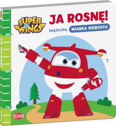 Super Wings Ja rosnę