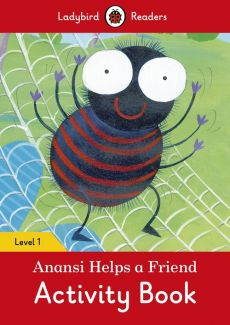 Anansi Helps a Friend Activity Book