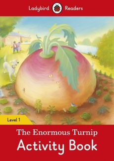 The Enormous Turnip Activity Book - Outlet
