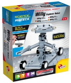 Science Hi Tech Willy Robot Odkrywca