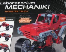 Laboratorium Mechaniki Monster Truck