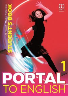 Portal to English 1 Student's Book - Marileni Malkogianni, H.Q. Mitchell