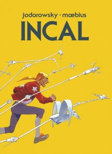 Incal i Tajemnice Incala Golden Edition - Outlet - Alexandro Jodorowsky, Moebius