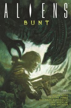 Aliens Tom 1 Bunt - Ricardo Burchielli, Tristan Jones, Brian Wood
